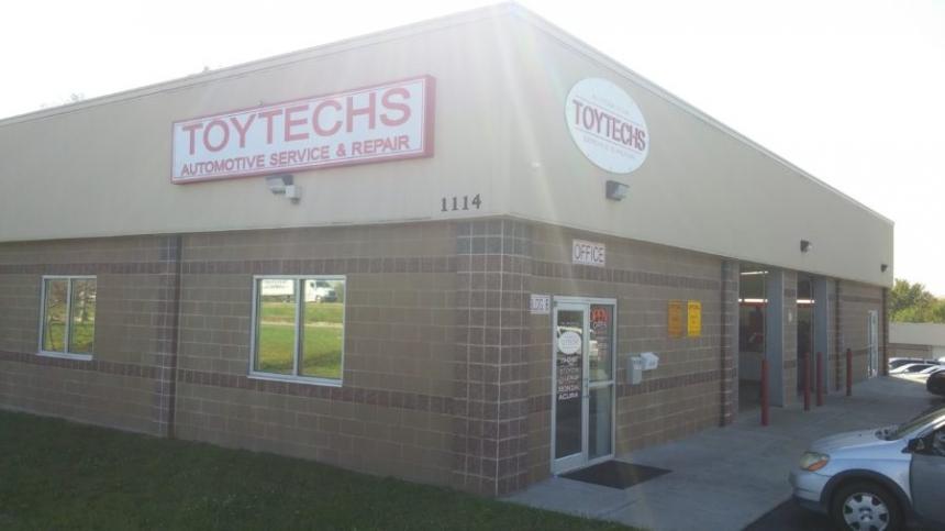 Toytechs auto repair shop specializing in toyota lexus for Metro honda service